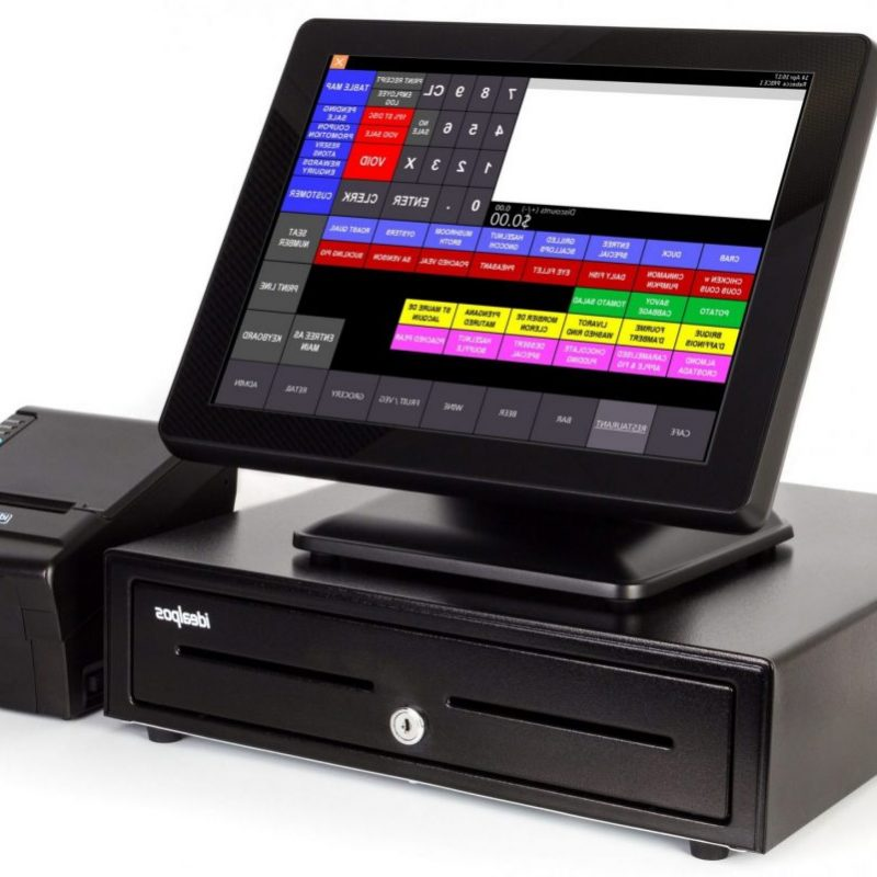 Showcasing Idealpos Point of sale Standard setup